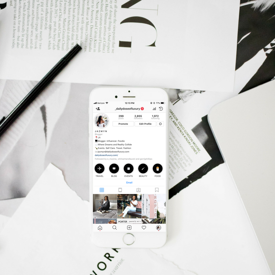 5 Ways to Grow Your Following on Instagram