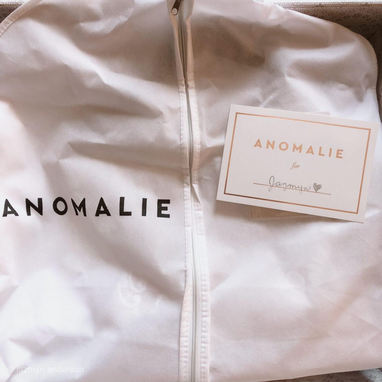 Why I Used Anomalie for My Custom Wedding Dress