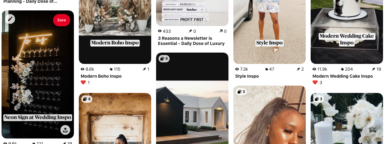 6 Ways I Increased my Monthly Views on Pinterest