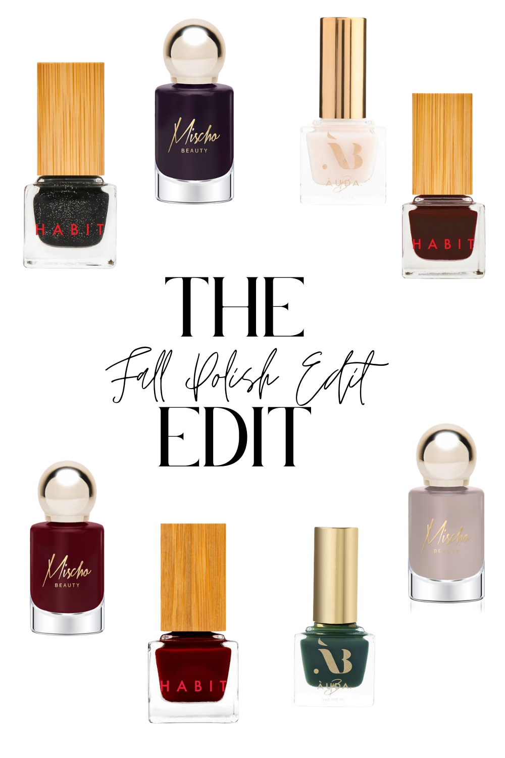 8 Best Fall Nail Polish Colors For 2020