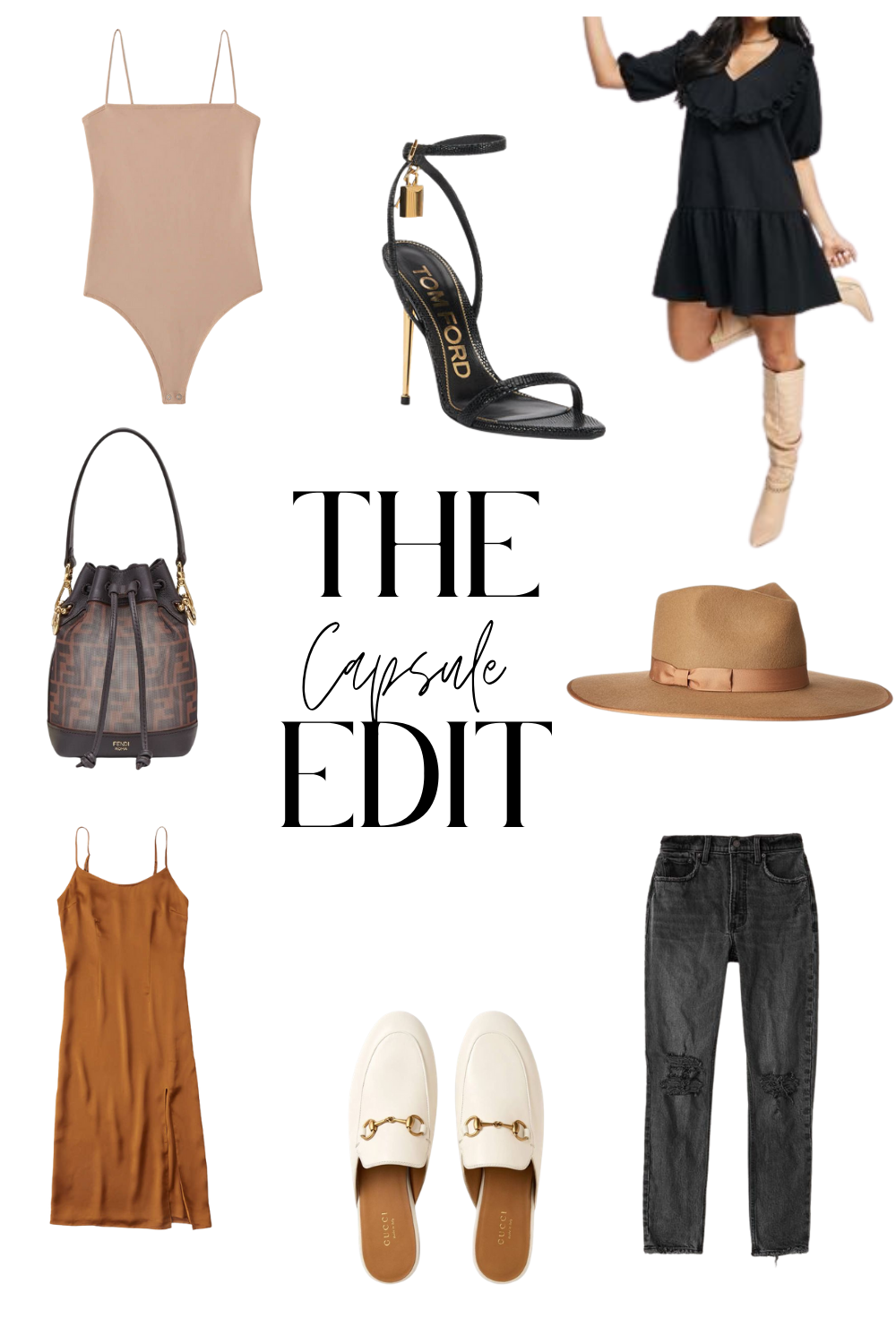 5 Tips for Building a Capsule Wardrobe