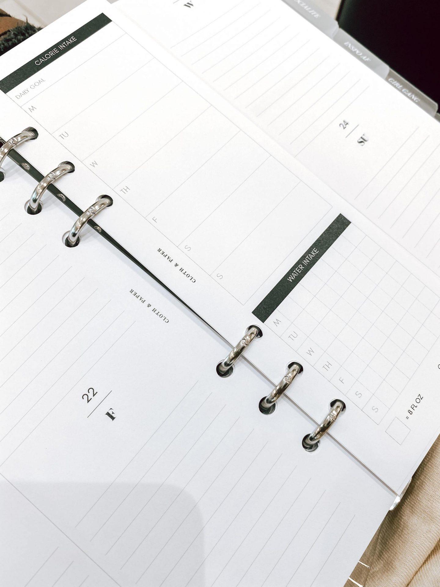 Beginners Guide to Custom Planners